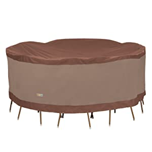 Ultimate Patio Round Table amp; Chair Set Cover