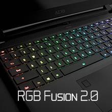 RGB Keyboard; RGB per key; RGB laptop