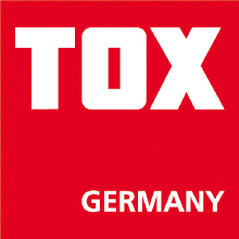 TOX Fixation Urinoir et Lavabo Piss-Fix XL M10 un Ensemble Blanc 04510148