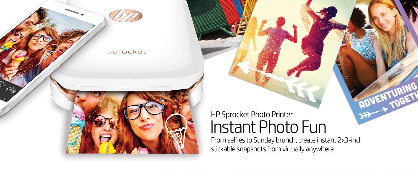 mobile printer photo smartphone color colorful creative friends fun