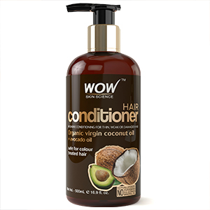 WOW Skin Science Hair Conditioner bottle