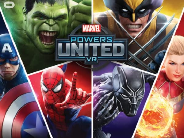 amazon com oculus marvel powers united vr special edition rift