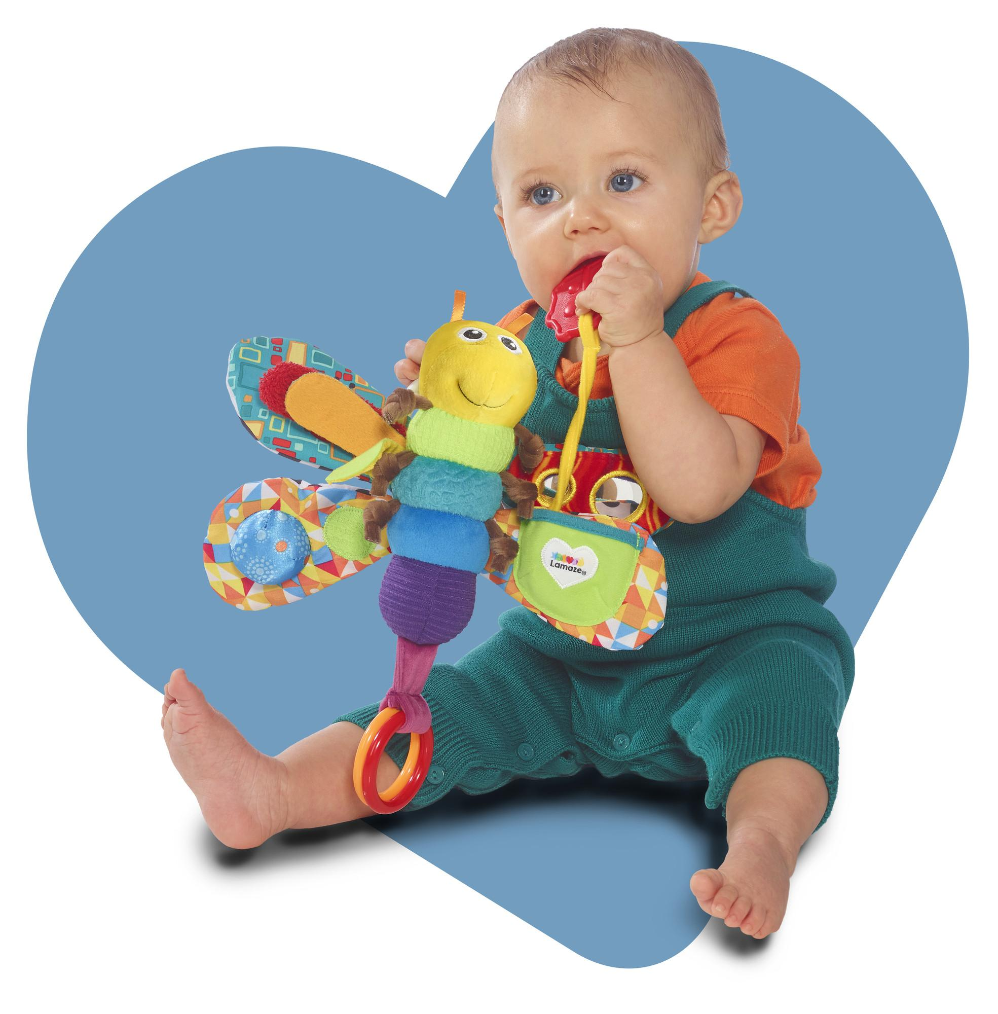 Baby Freddy Toys : Amazon lamaze freddie the firefly baby toys