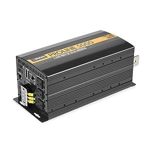 Proline, power inverter, inverter, Ac inverter, DC inverter, wall power, power converter, convertor