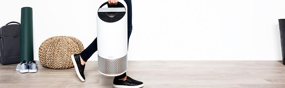 ventilador; dupont; virus; purificador de aire; gripe; dyson; contaminacion; asma; calidad del aire
