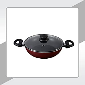 Prestige Induction Base Non-Stick Kitchen Set