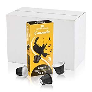 100 cápsulas compatibles con Nespresso* - Consuelo Forte