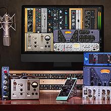 Apollo twin x, twin x, universal audio, unison, analog, recording,