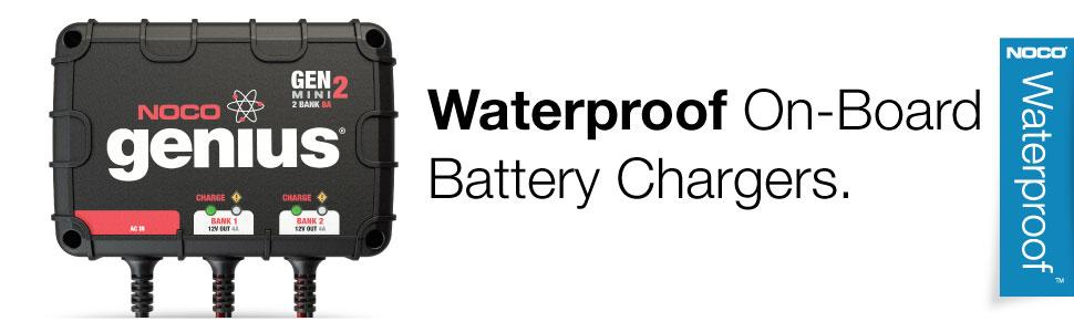 battery charger, marine battery charger, boat battery charger, onboard battery charger, marine, boat