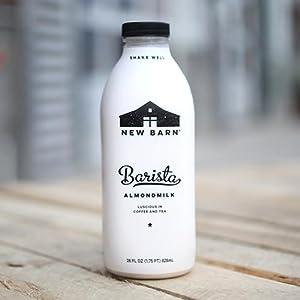 New Barn Barista Almondmilk