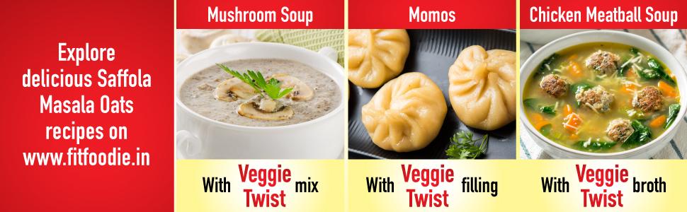 veggie twist,classic masala,breakfast cereals,breakfast cereals,cereals for weight loss,cereals oat