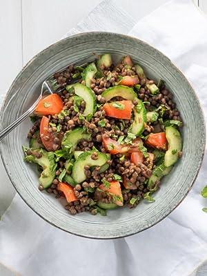 Annabel - Lentejas con fundamento - comidas preparadas veganas - 7 paquetes de 225 g