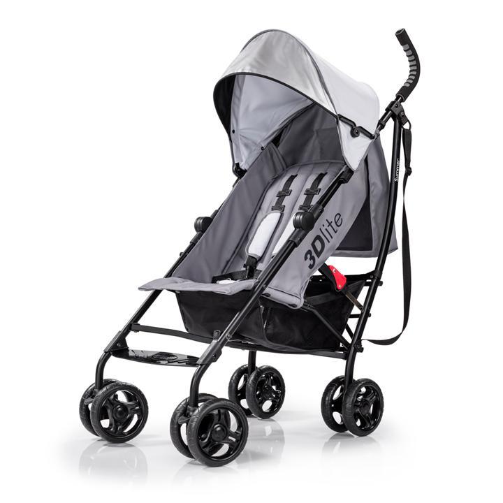 Summer Infant 32303 3D Lite Stroller, Grey: Amazon.ca: Baby