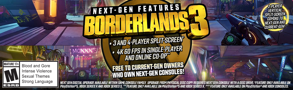 Borderlands 3 NG