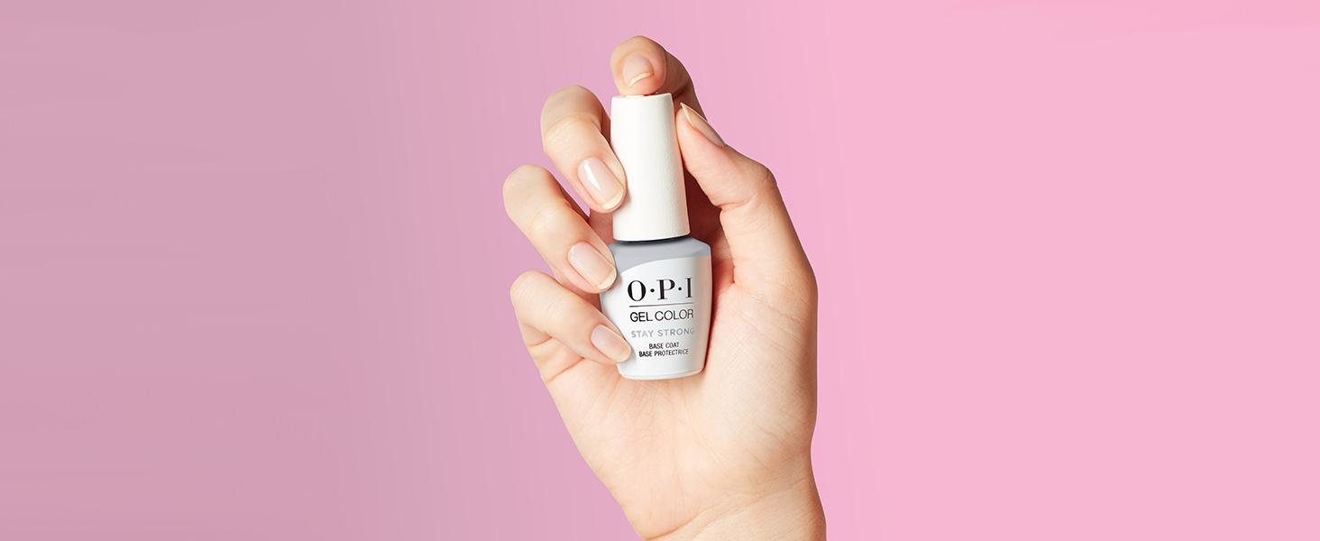 gel nail polish base coat, opi, gel nail polish, base coat, gel base coat