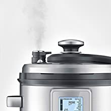 safety system cooker