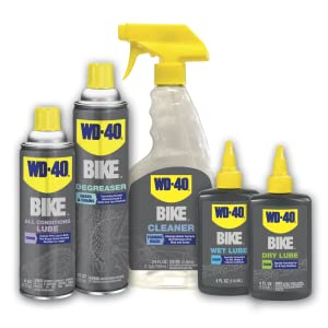 wd40 bike, wd-40 bike, bike lube, chain lube, bike cleaner, chain degreaser