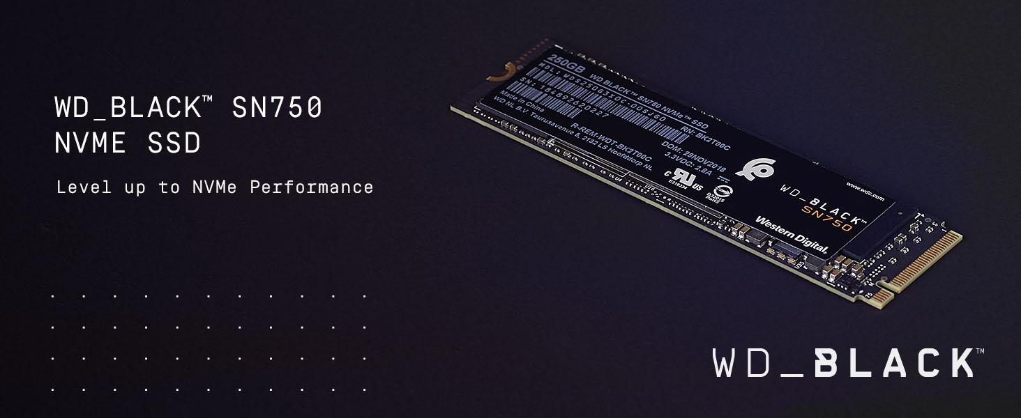 WD_BLACK; SSD; NVMe; M.2