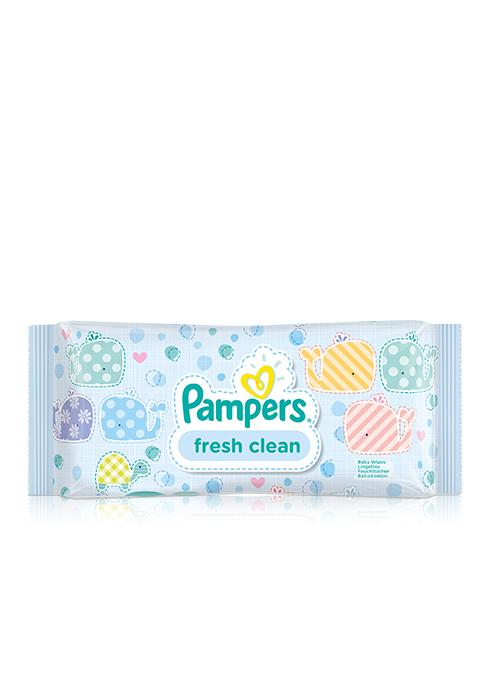 Pampers Feuchte Tücher