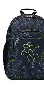 Mochilas escolares, mochilas grandes infantiles en varios colores y ...