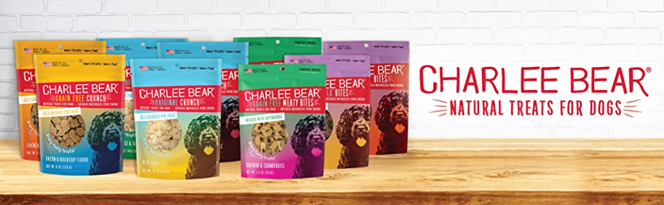 dog treats training puppy bones charlie bear charlee treats mini busy naturals cookies