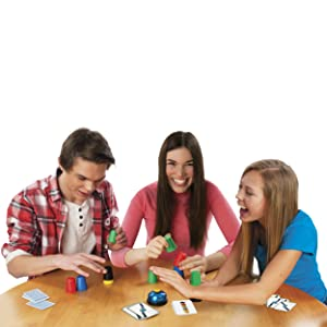 Quick Cups, Games, family game