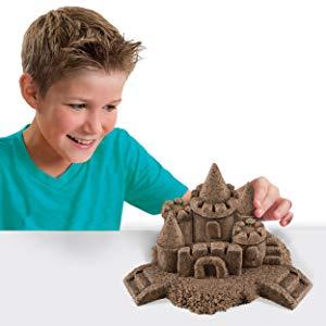 spinmaster, sand, kinetic sand, toys for kids, science, sensory, sensory play, beach sand,