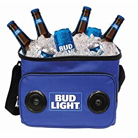 Bud Light Bluetooth cooler speaker