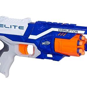 firestrike; nerf; 3 dardos accustrike elite; 3 dardos elite; luz de enfoque; almacenamiento de dardo