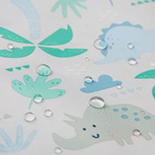 waterproof fabric bib