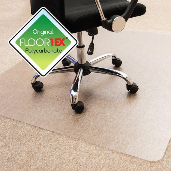 Amazon Com Floortex Cleartex Ultimat Xxl Polycarbonate