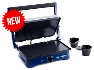 Bleu Diamond, cookware, sizzle griddle, electric griddle, appliance, nonstick