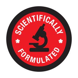 scientifically formulated supplement