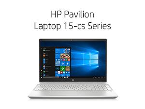 HP Pavilion 15-cs Series