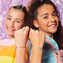 Lucky Fortune BFF Best Friends Matching Bracelets