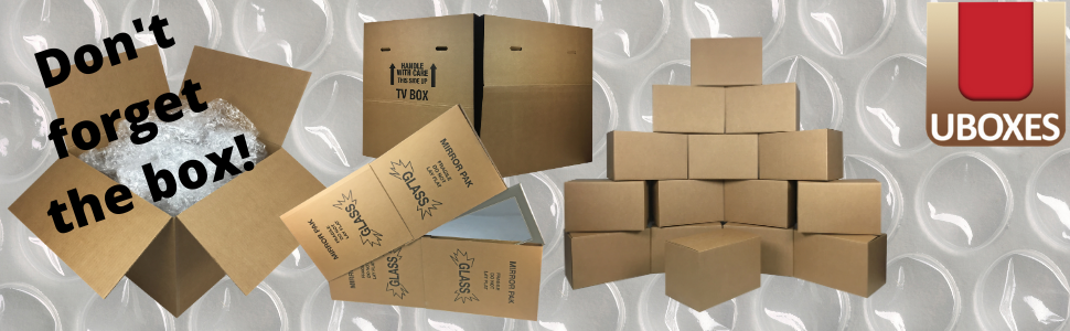 bubble wrap small cushioning fragile breakable padding moving wrapping packing boxes