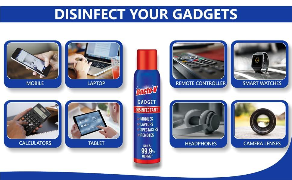Bacto-V Gadget