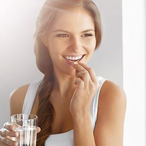 One capsule a day to improve digestion
