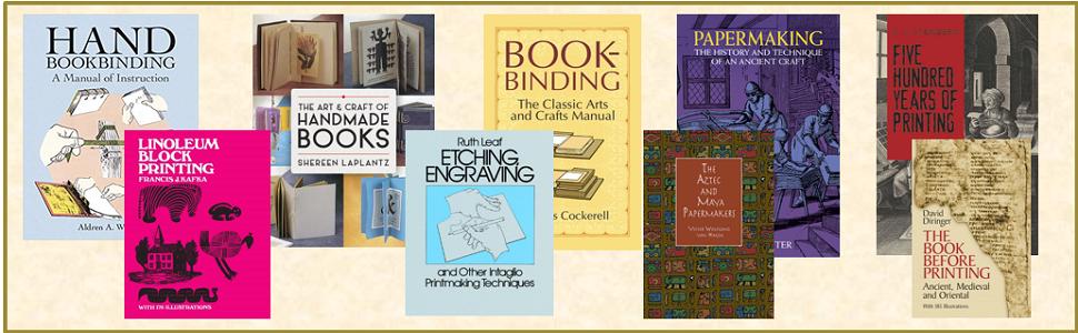book design, bookbinding, printmaking, crafts, hobbies, papercrafts, papermaking, handmade books