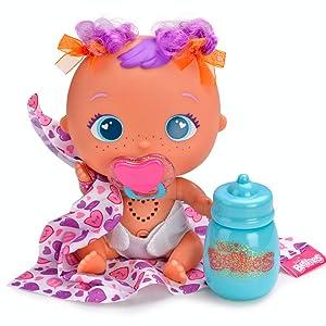 The Bellies - Muak-Muak, muñeco Interactivo para niños y
