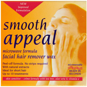 Smooth Appeal 40 g Microwave Formula