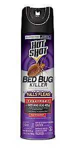 Hot Shot Bed Bug Killer Aerosol ...