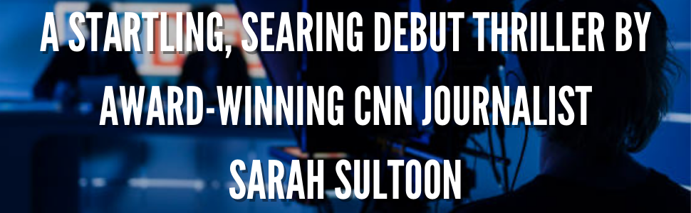 Award-winning CNN journalist Sarah Sultoon
