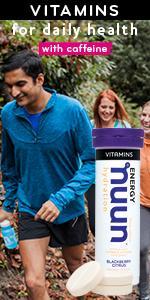 Nuun Vitamins + Caffeine - for daily health