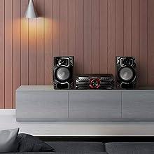 Hi-Fi, Sound system,