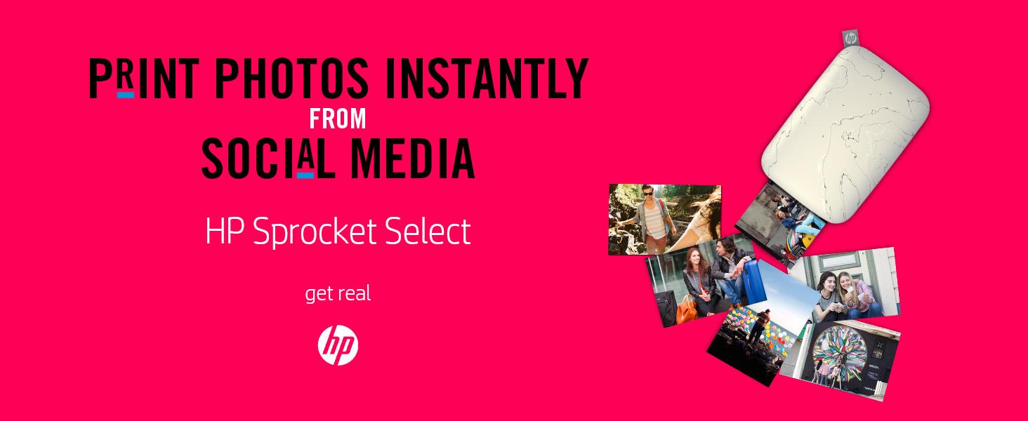 instant printing smartphone photo journaling