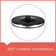 cordless convenience