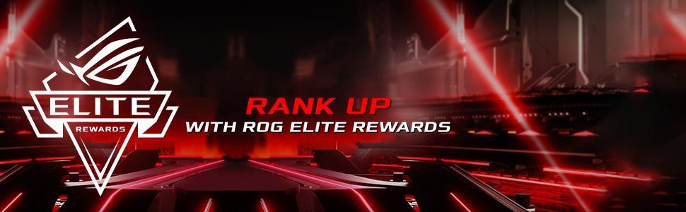 ROG Elite Rewards Program Details