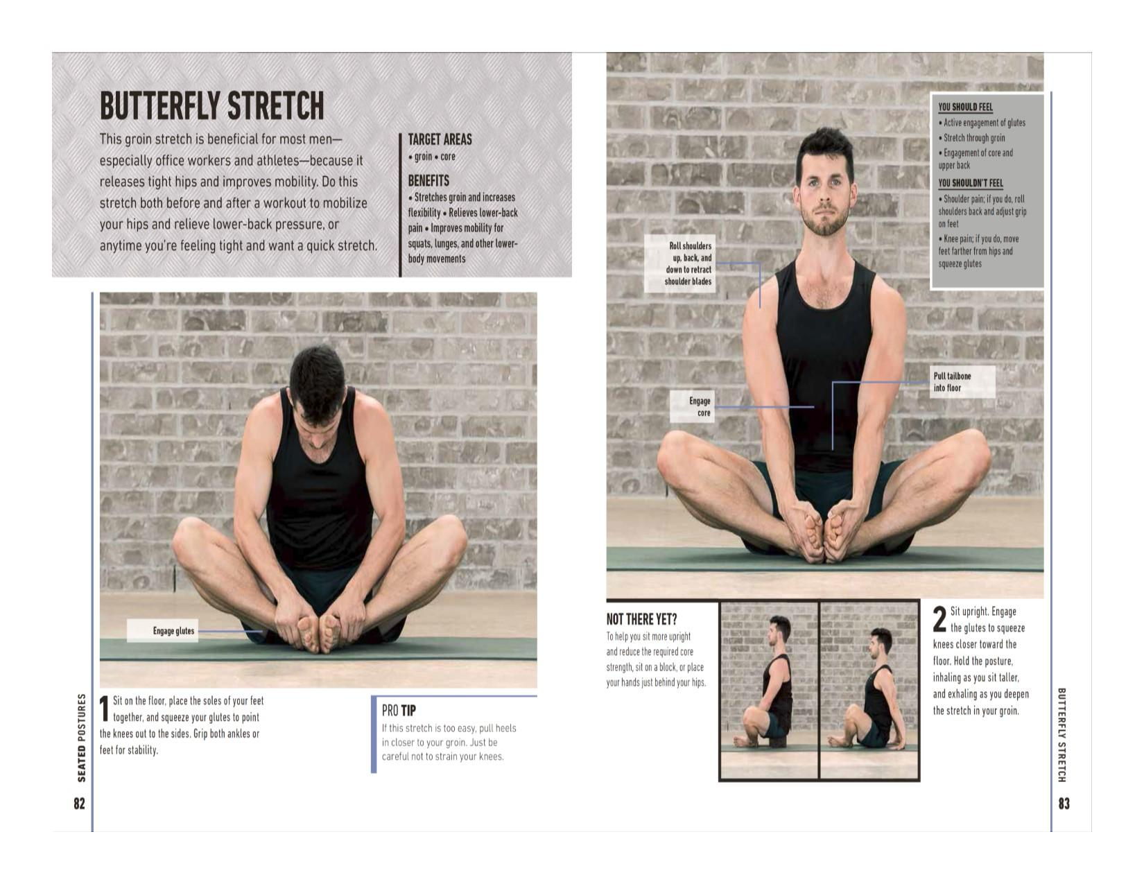 Yoga Fitness for Men: Build Strength, Improve Performance ...