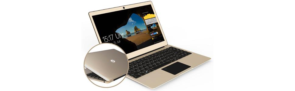 Odys Winbook 13 33,78 cm Ultrabook/Notebook champagne